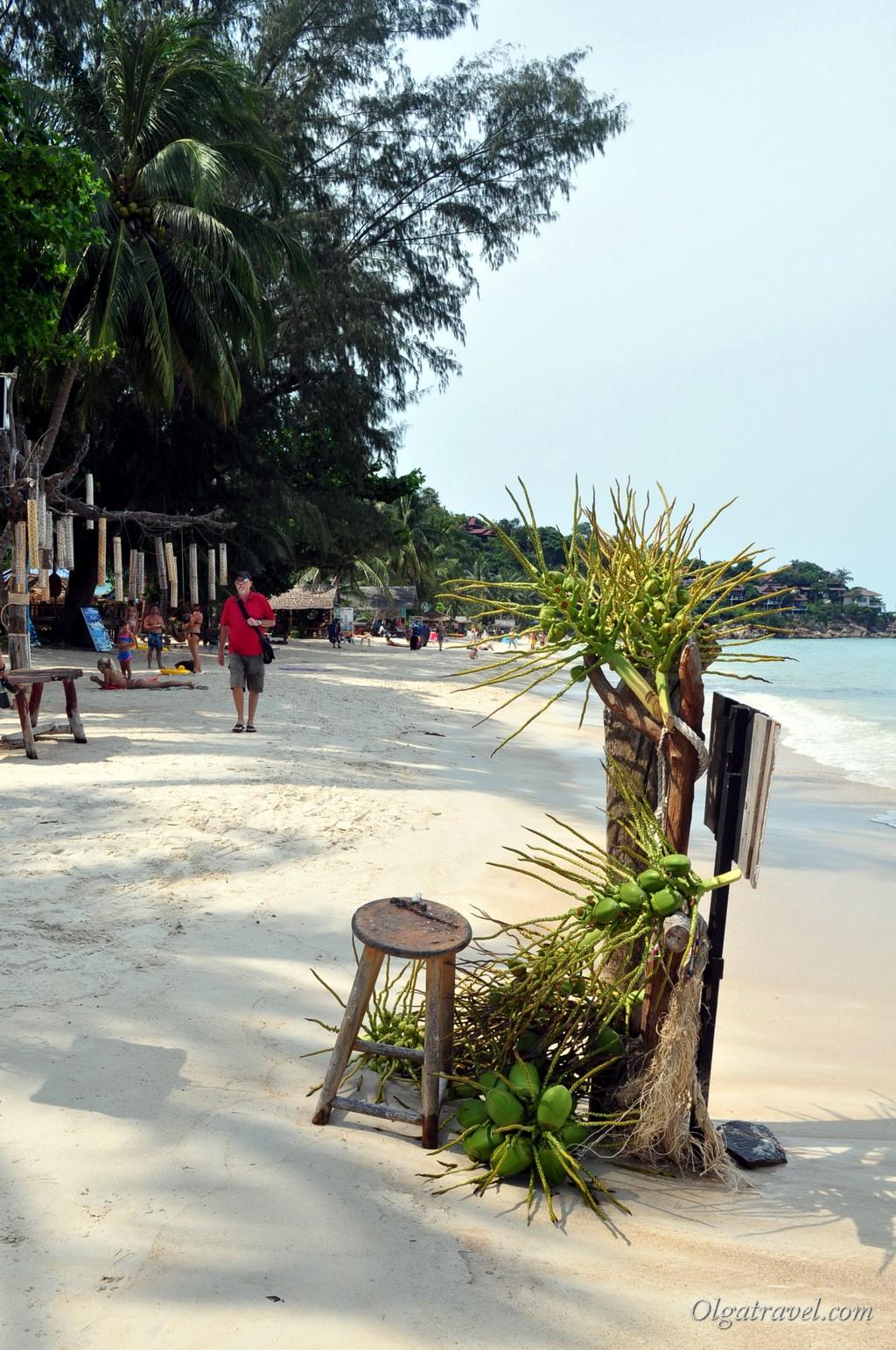 Haad Yao beach 7