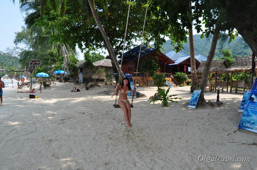 Haad Yao beach 9