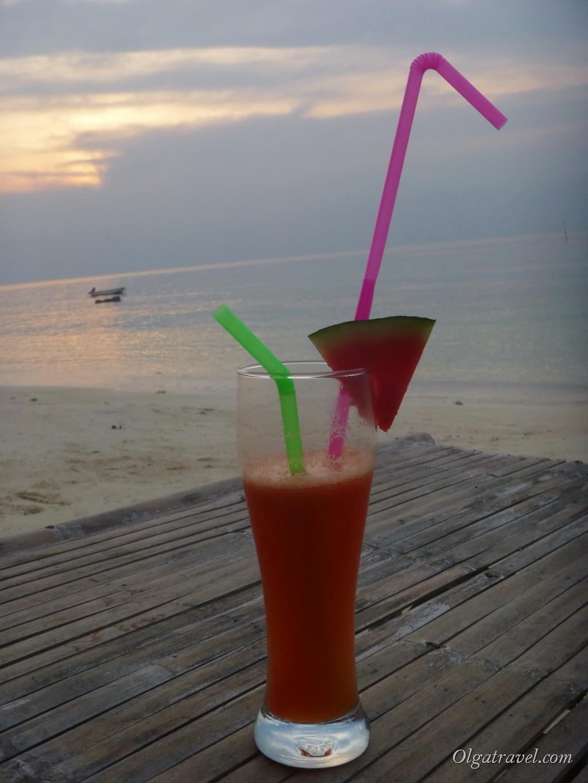 Haad Yao drink
