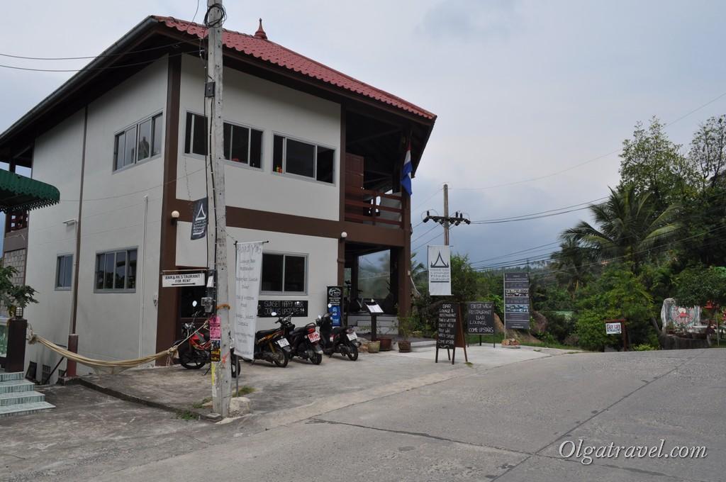 Haad Yao street 2