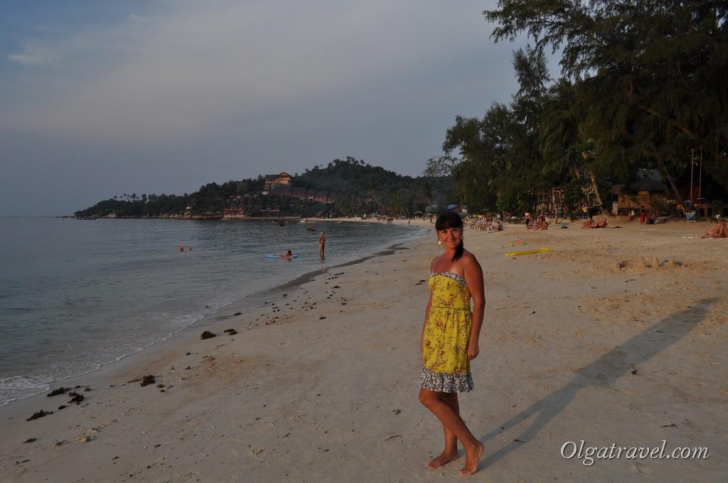 Haad Yao sunset 3