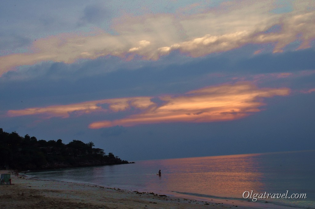 Haad Yao sunset 5