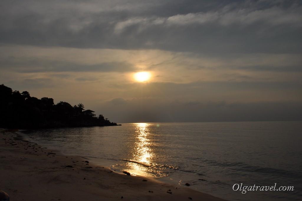 Закат на Хаад Яо