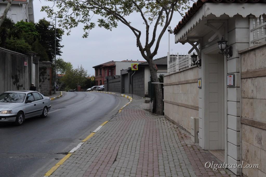 Стамбул дороги