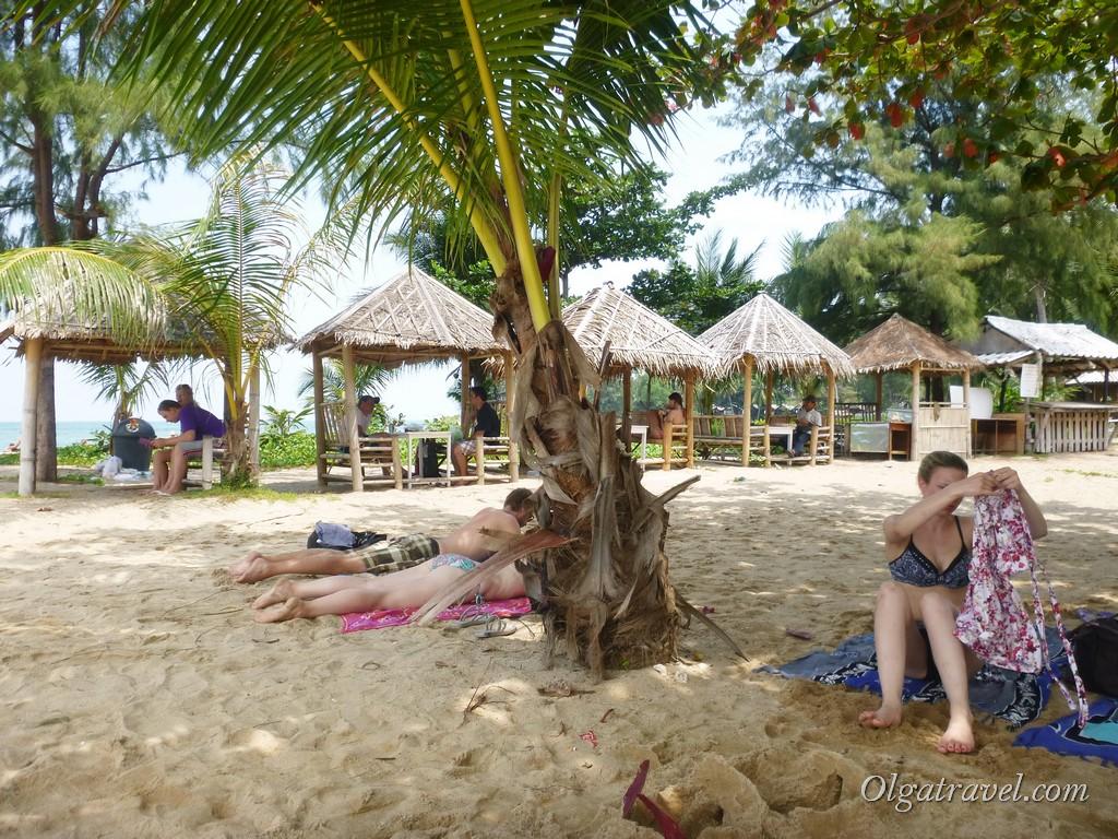 Mae Haad Beach 14