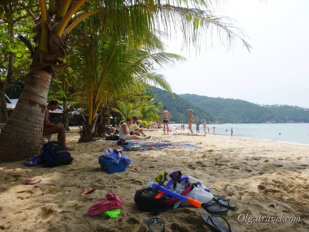 Mae Haad Beach 15