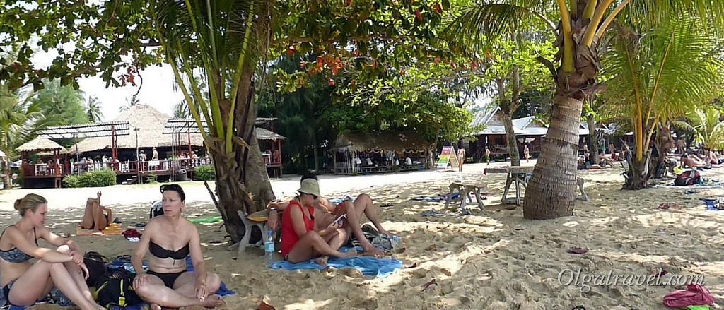 Mae Haad Beach 16