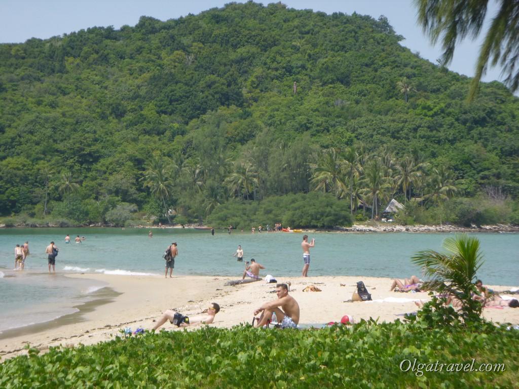 Mae Haad Beach 18