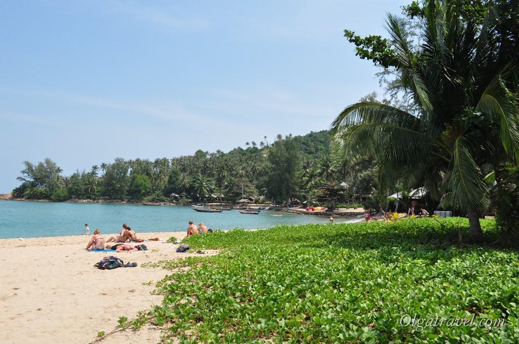 Mae Haad Beach 4