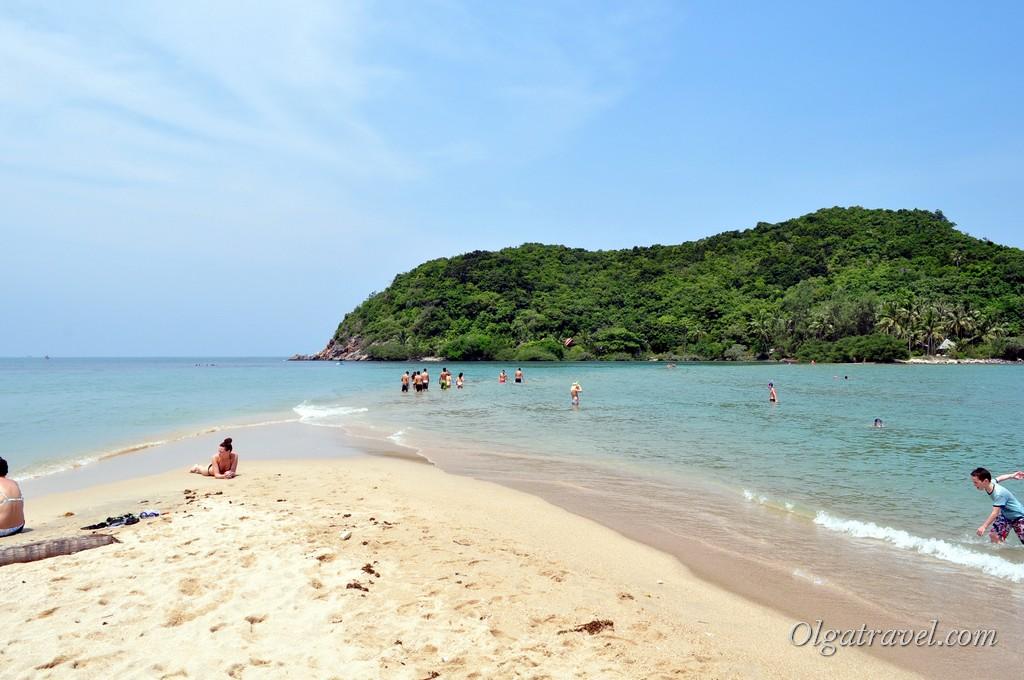Mae Haad Beach 9