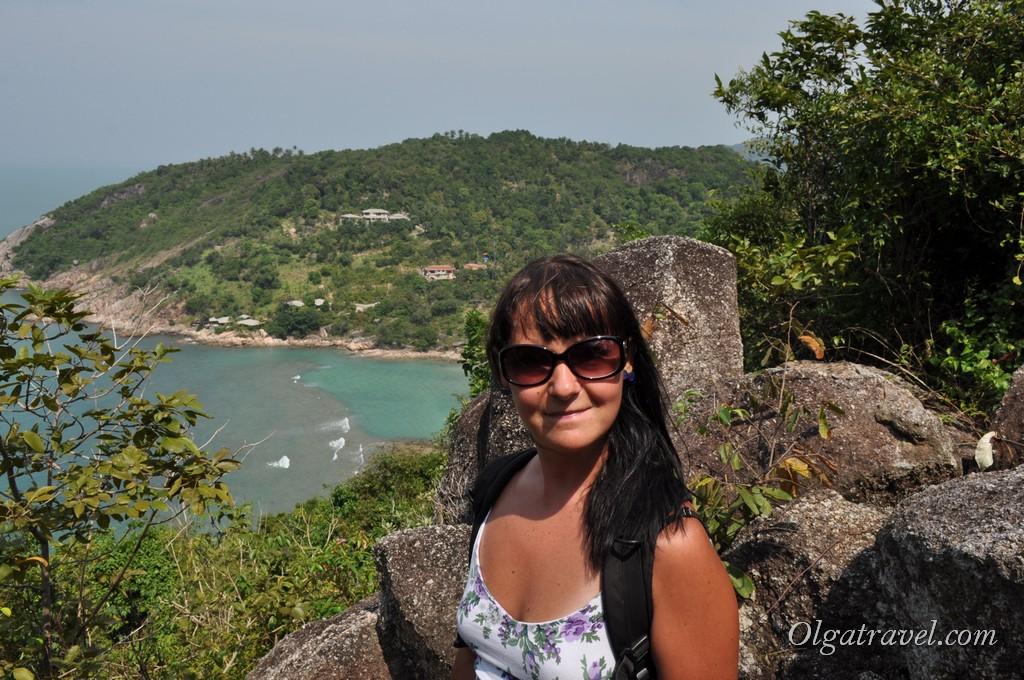 Вид на бухту Хад Тхонг Ланг  от отеля Utopia Resort