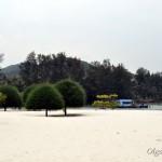 Пляж Малибу (Malibu Beach) в бухте Чалоклам (Ao Chaloklum), Панган