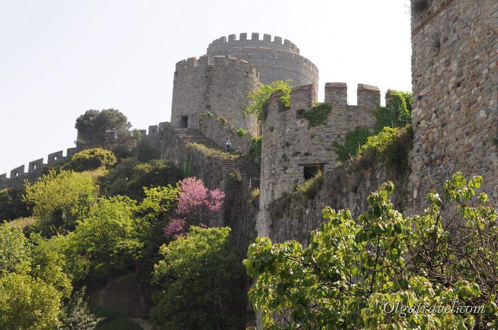 Одна из трех основных башен крепости