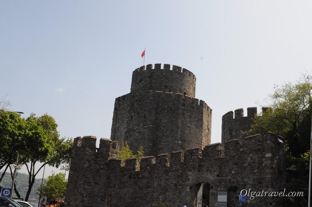 Крепость Румели Хисары
