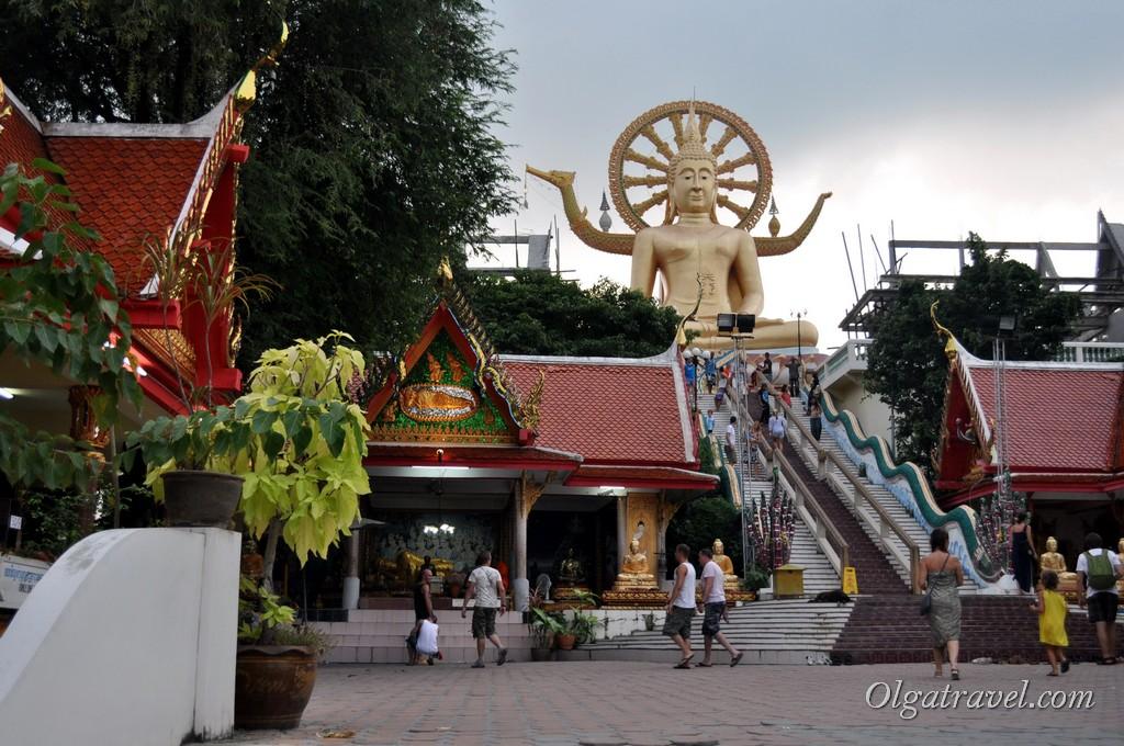 статуя Биг Будды