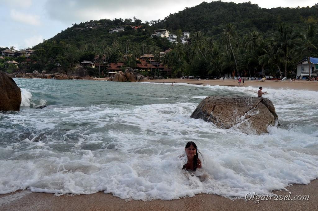 Пляж Coral Cove