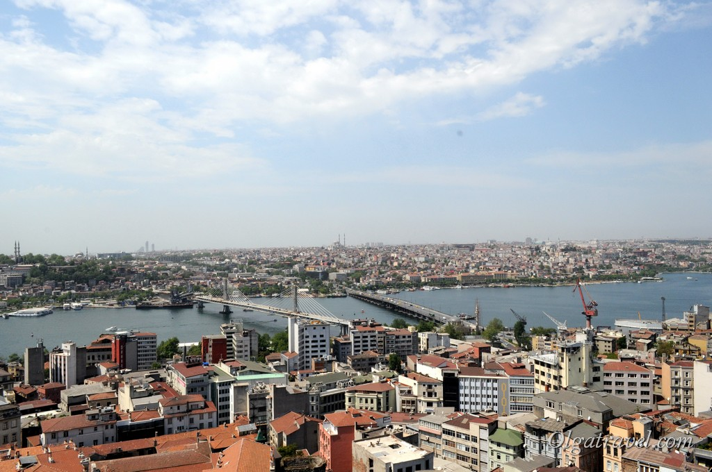 Galata Tower view 10