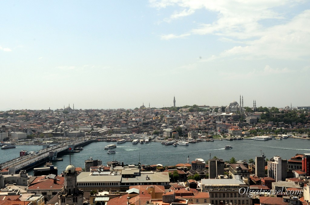 Galata Tower view 12