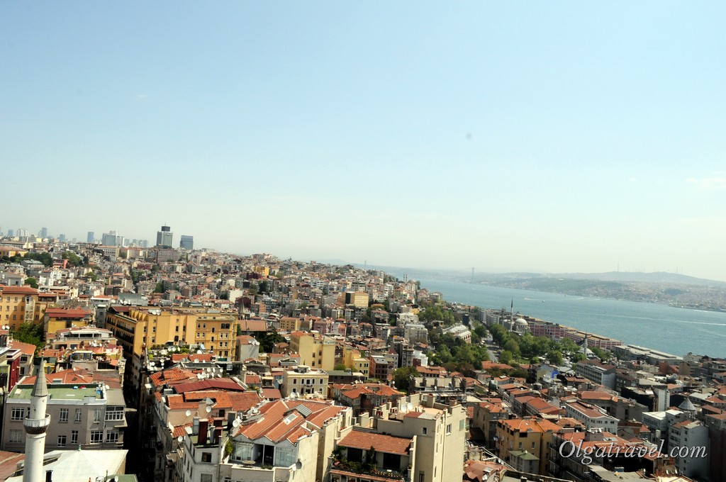 Galata Tower view 2