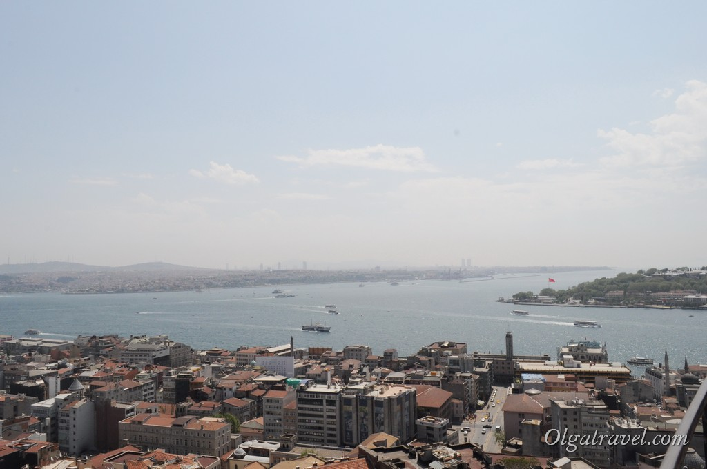 Galata Tower view 3