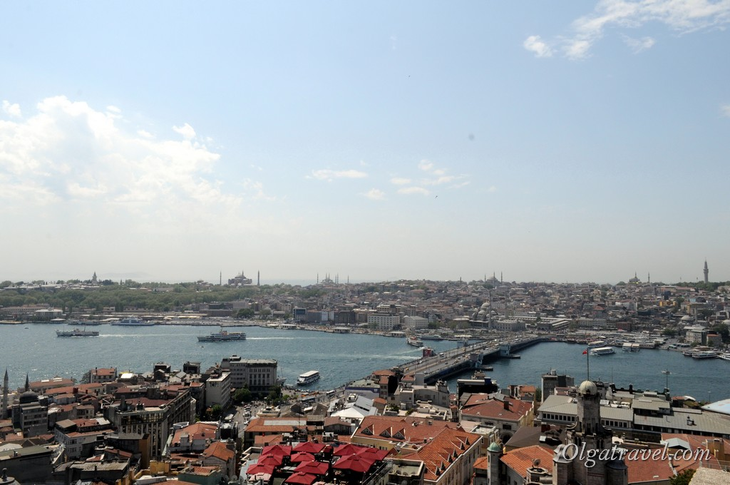 Galata Tower view 5