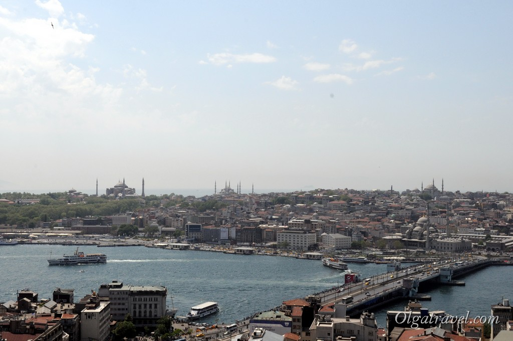 Galata Tower view 6