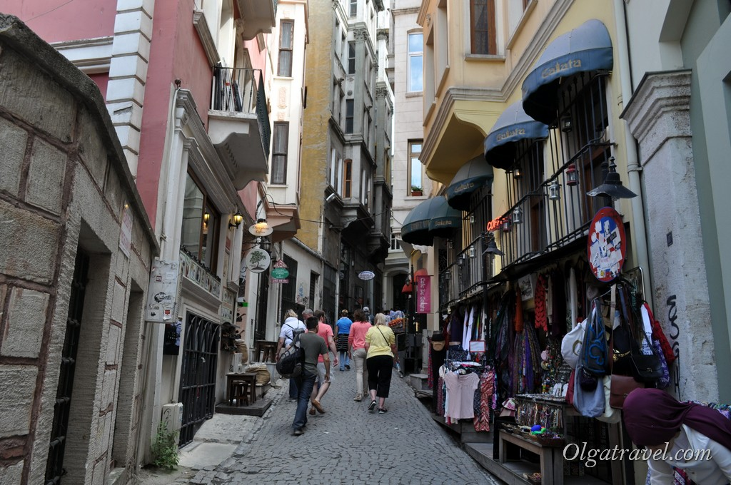 Galata Tower way 2