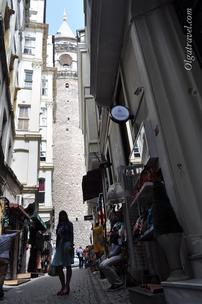 Galata Tower way 3