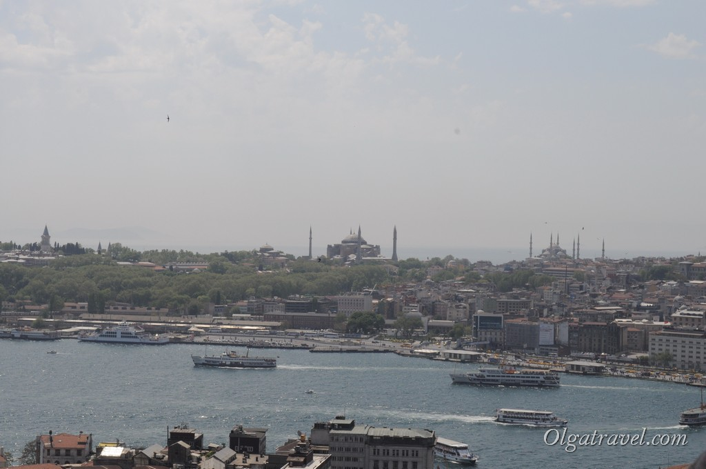 Galata Tower way 4
