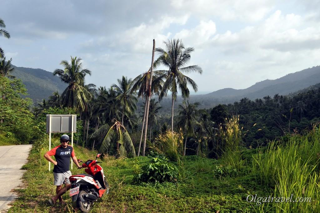 По горам острова Самуи