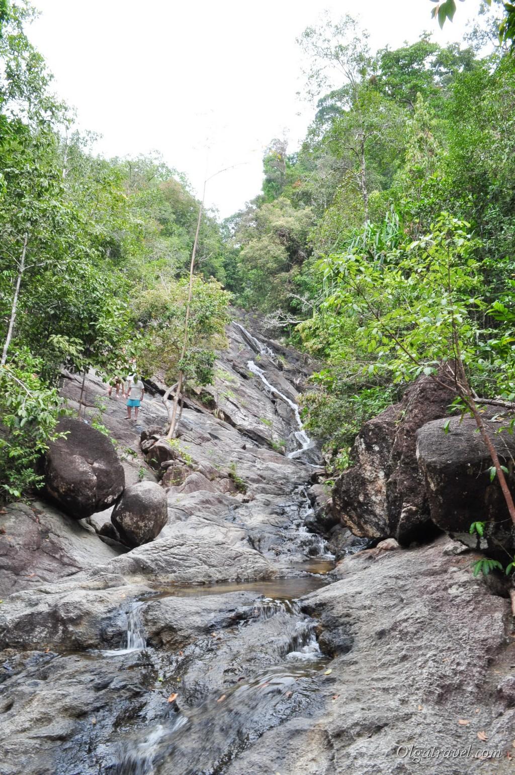 Phaeng waterfall 3