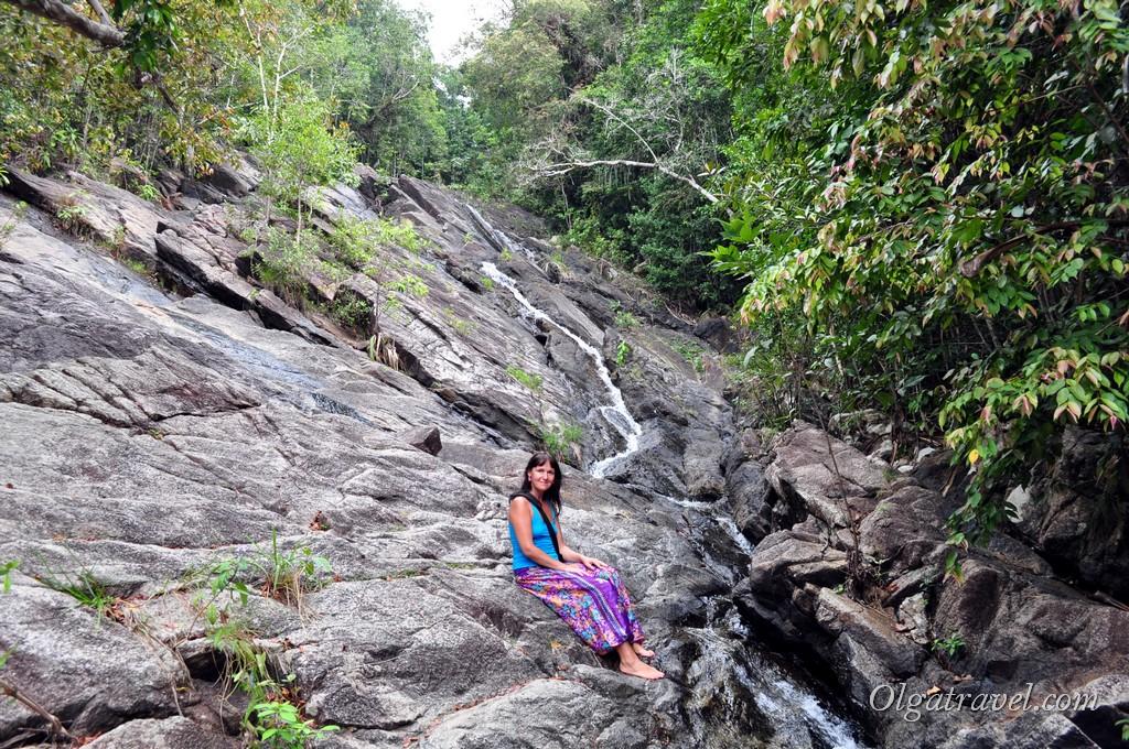 Водопад Паенг - Phaeng waterfall
