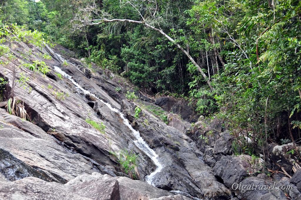 Phaeng waterfall 7