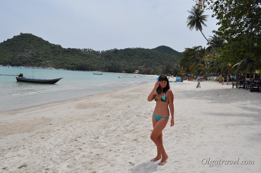 Великолепный пляж Тонг Най Пая