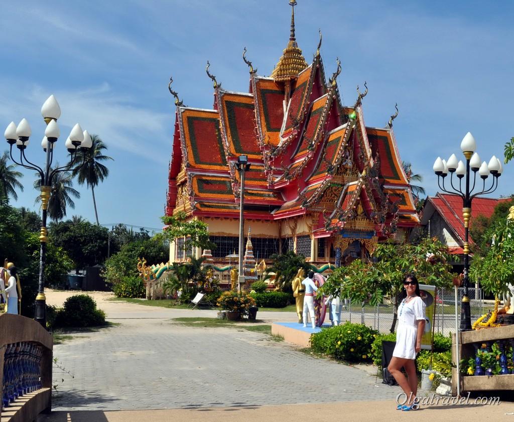 Храм Плай Лем
