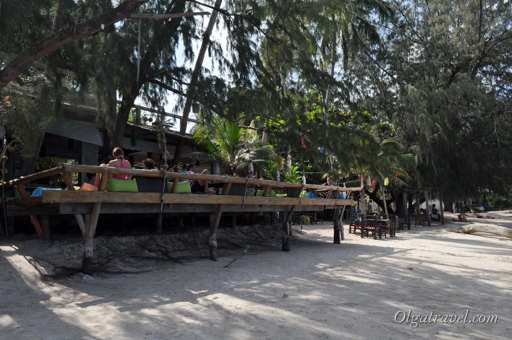 Ресторан отеля In Touch Resort
