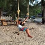 Отель на Ко Тао: In Touch Resort на пляже Sairee Beach