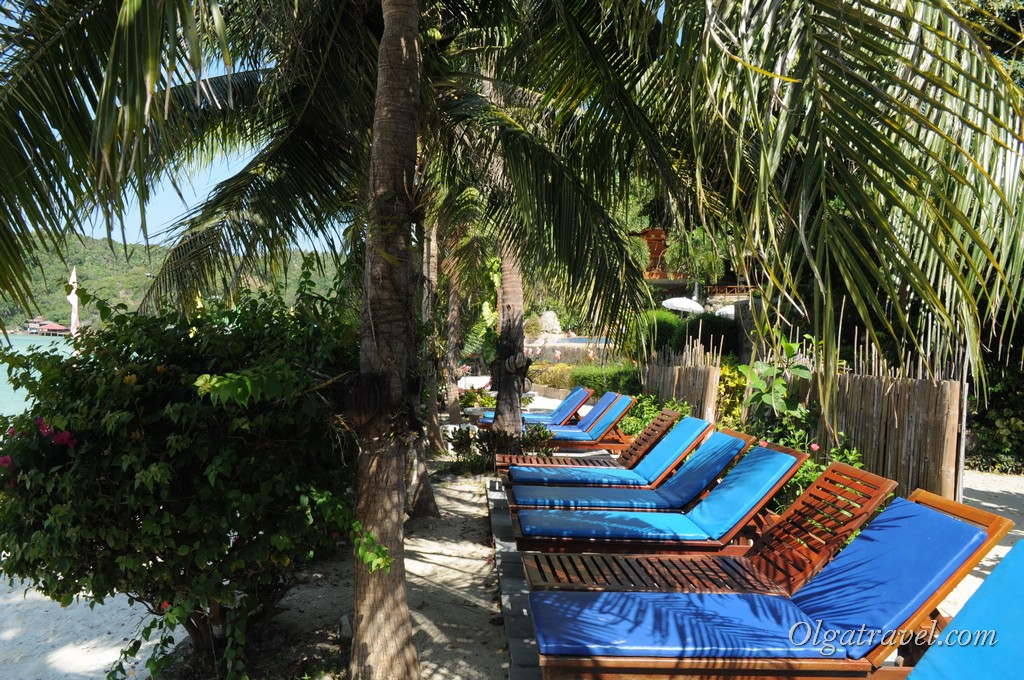 Koh Tao Resort beach 8