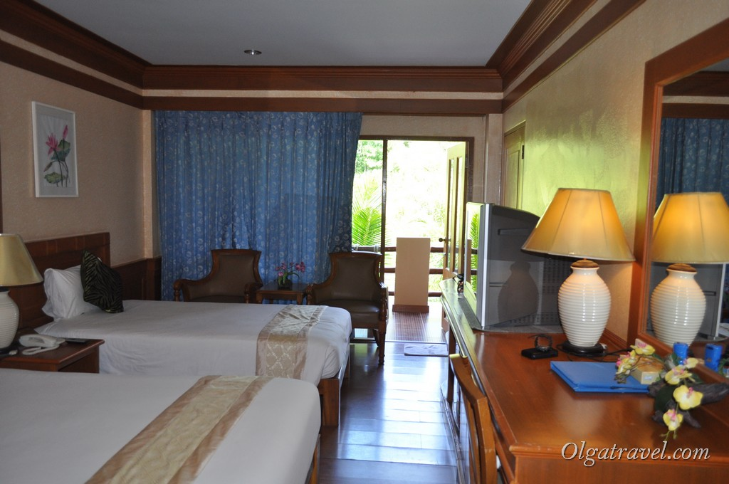 Koh Tao Resort room