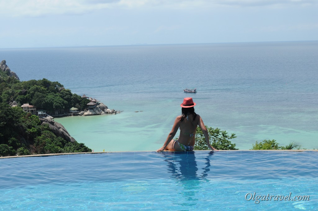 Koh Tao Resort swimmig  pool 5