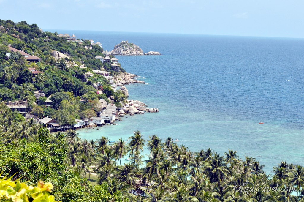 Koh Tao Resort view 6