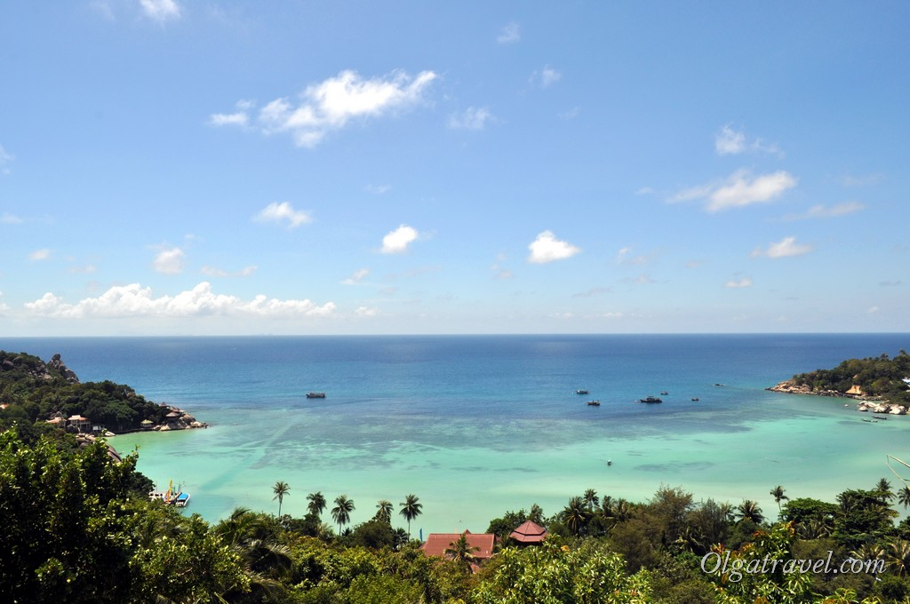 Koh Tao Resort view