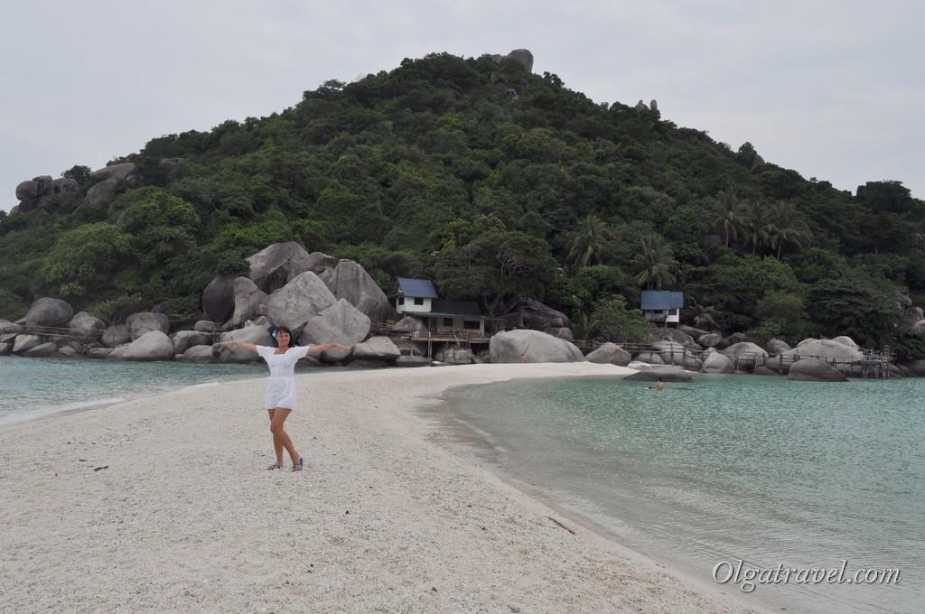 До 10 утра на острове красота и тишина