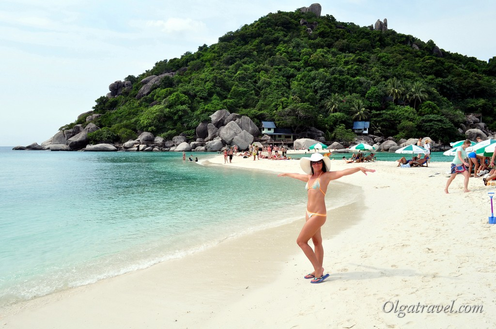 остров Нанг Юань