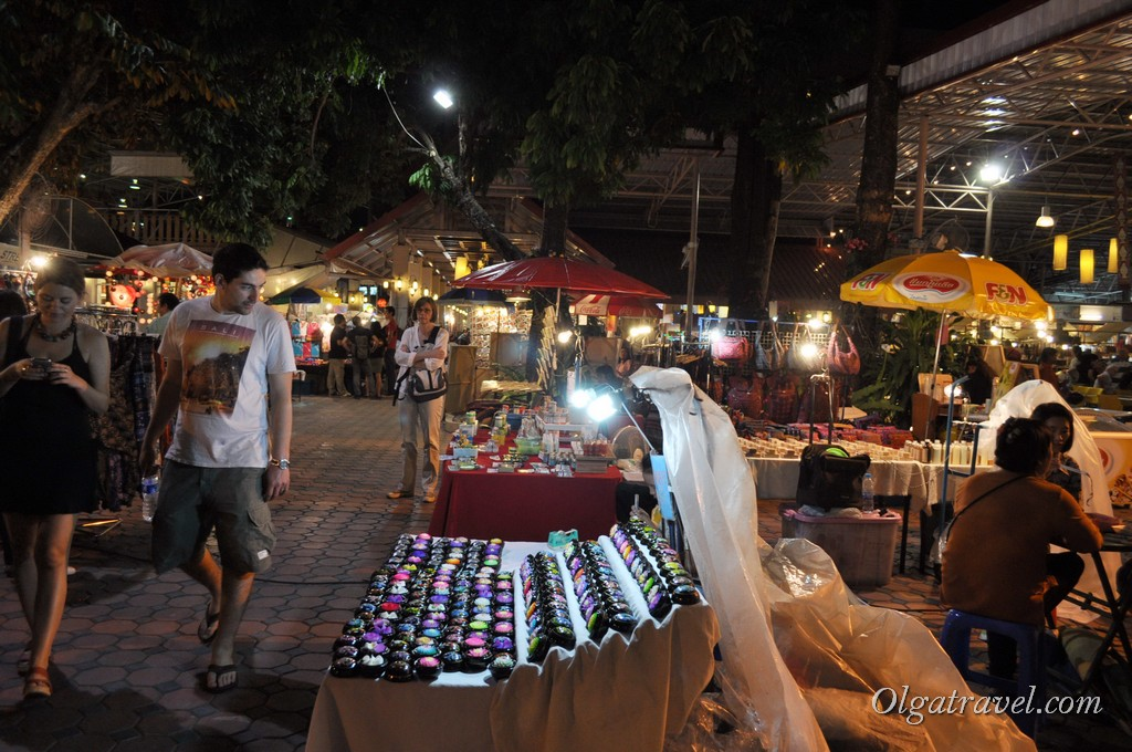 Chiang Mai Night Bazar 3
