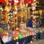 Чианг Май: Ночной рынок (Night Bazaar) и вечерние рынки выходного дня: Saturday и Sunday Market