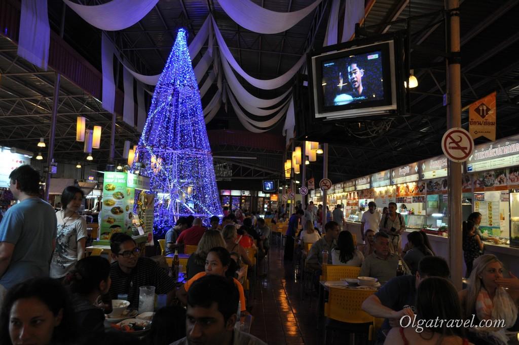 Вот оно - раздолье для любителей тайской еды:)