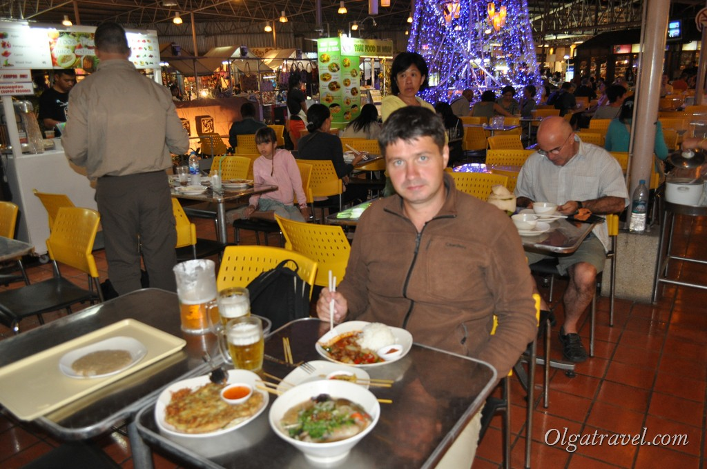 Chiang Mai Night Bazar eat 5