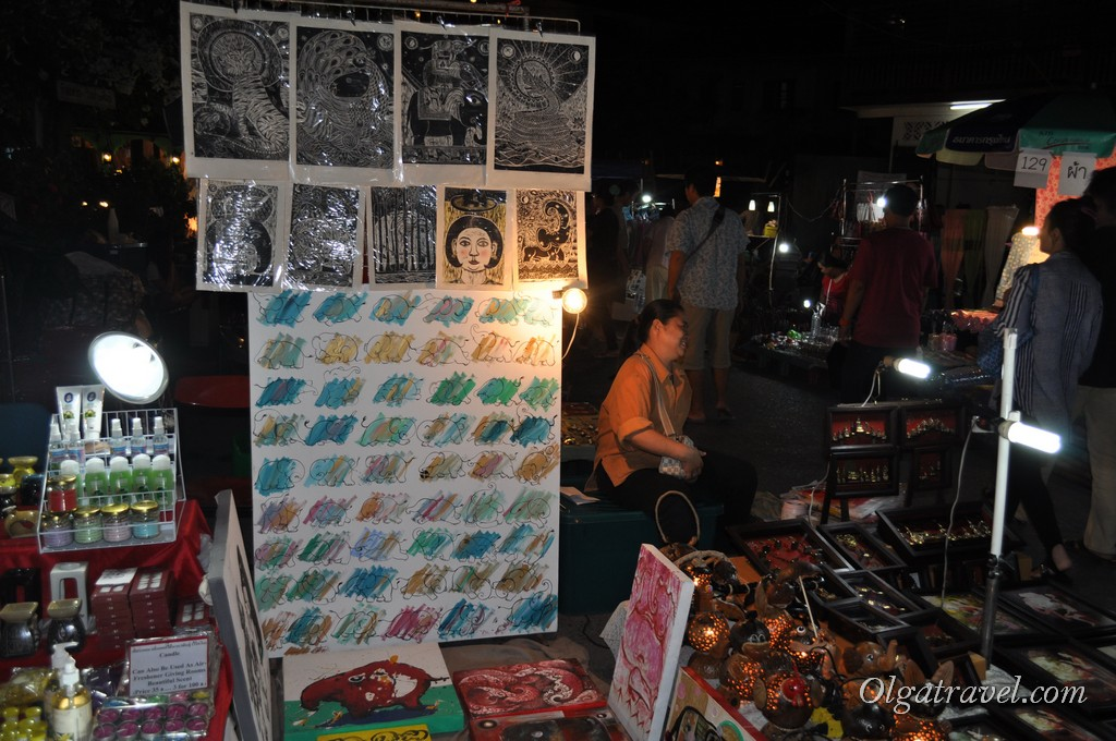 Chiang Mai Saturday Market 10
