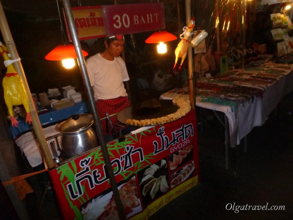 Очень вкусные вареники! Как мы соскучились в Таиланде по вареникам! :)
